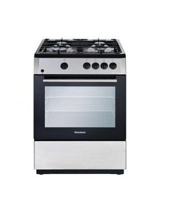 Blomberg Bgr24100ss Gas Range With 4 Burners 24 Inch Stainless Steel Check Out The Image By Visiting The Link Blomberg Gas Range Iron Grate