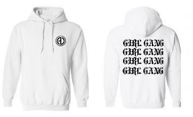 AD Girl Gang Collection Hoodie