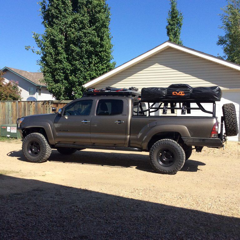 Long bed Toyota Toyota mods, Offroad jeep