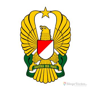 Tni Angkatan Darat Logo Vector Cdr Angkatan Darat Pertahanan Perang