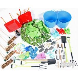 Cosy Complete Gardening Kit 50 Items An Essential Starter Set Of