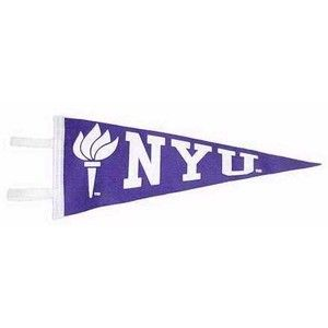NYU Pennant | New York University | York university, College