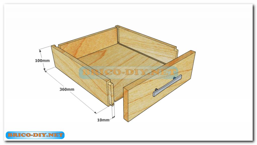 Plano como hacer mesa de centro madera web del bricolaje - Como hacer bricolaje ...