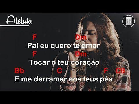 Gabriela Rocha Aleluia Hallelujah Cifra Youtube Com