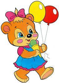 Resultado de imagen de dibujos de globos infantiles