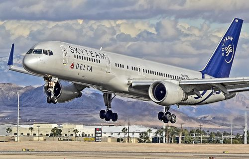 skyteam delta air lines boeing 757 232 n659dl cn 24421 293 boeing airplanes pinterest. Black Bedroom Furniture Sets. Home Design Ideas