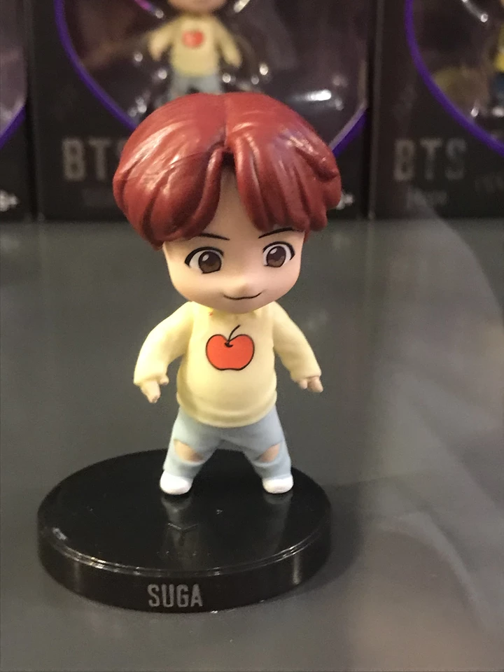 BTS Bangtan Boys //방탄소년단 Kim Tae Hyung V Baby Doll Plush Toy handmade New Year