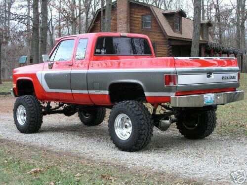 Extra Cab Sqaurebodu Gmc Trucks Chevy Trucks Trucks