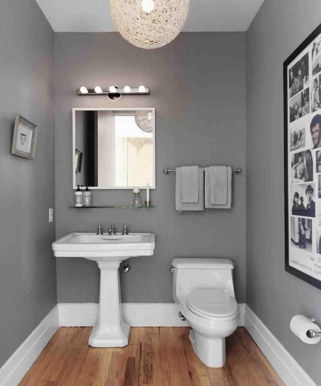 Pin On Home Designs Dark gray bathroom decor