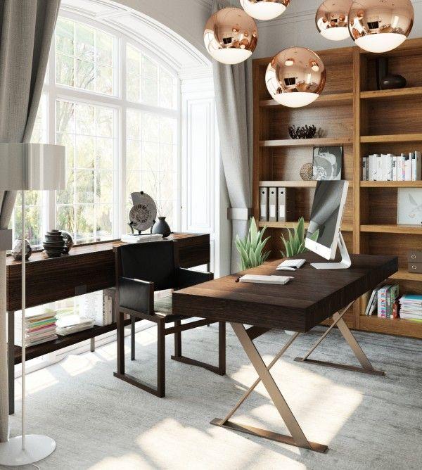 3 examples of modern simplicity homeofficelighting