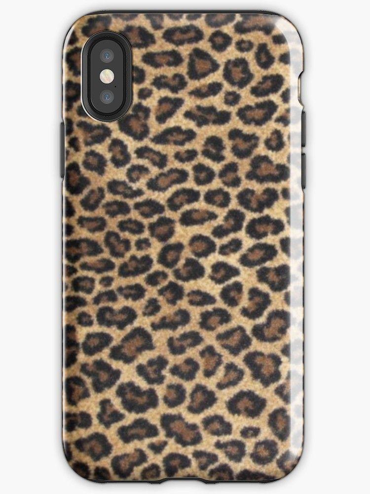 Leopard print iphone 12 soft by jayycee89 iphone