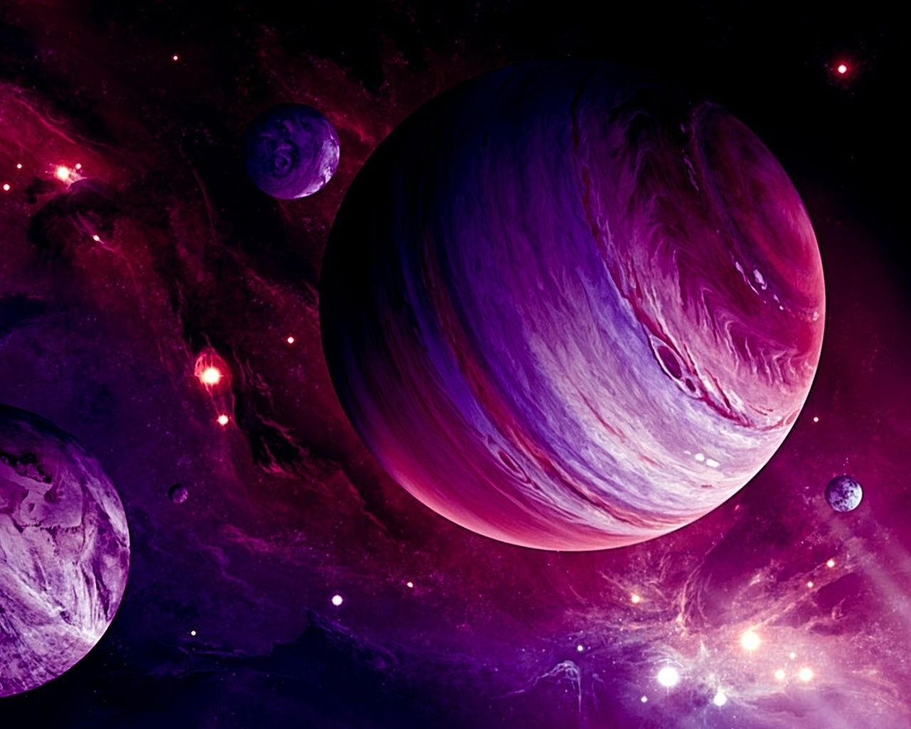 Pink things pics space the pink frontier pink color - Pink space wallpaper ...
