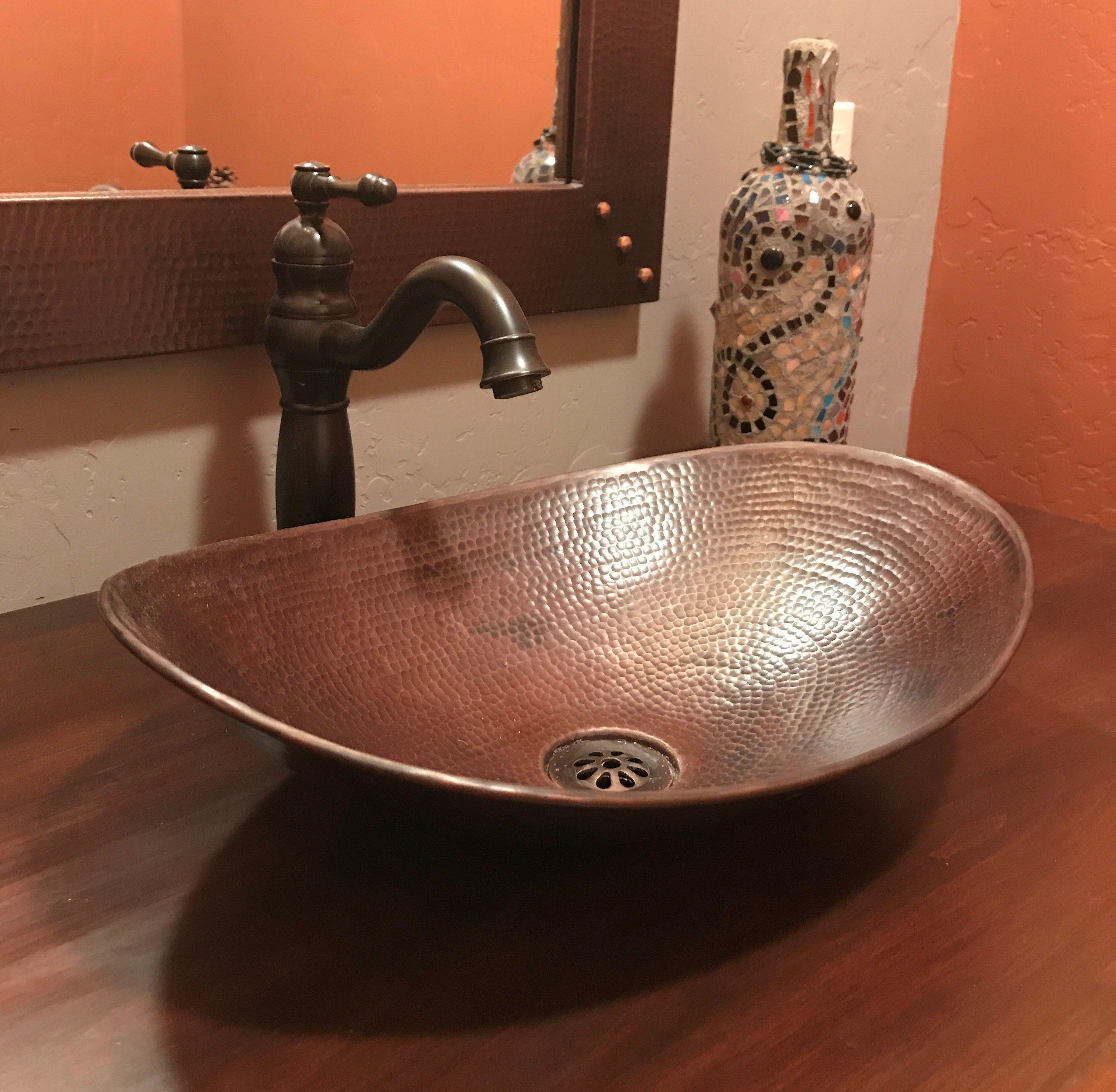Pin On Copper Vessel Sink Gallery