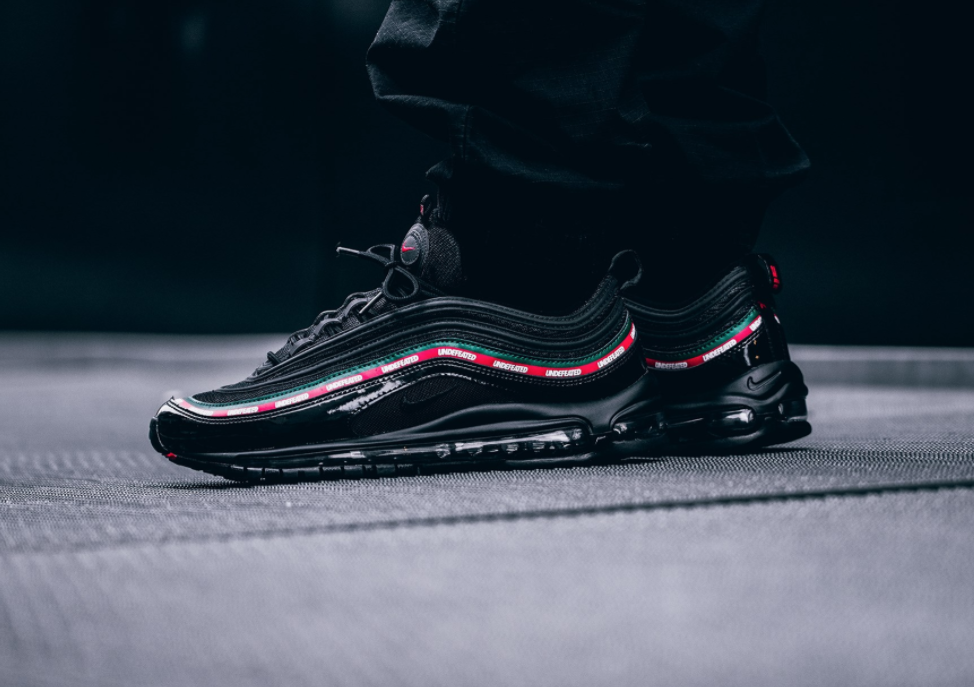 premium selection 47e28 1c02c Is The Undefeated x Nike Air Max 97 Black On Your Must Cop List