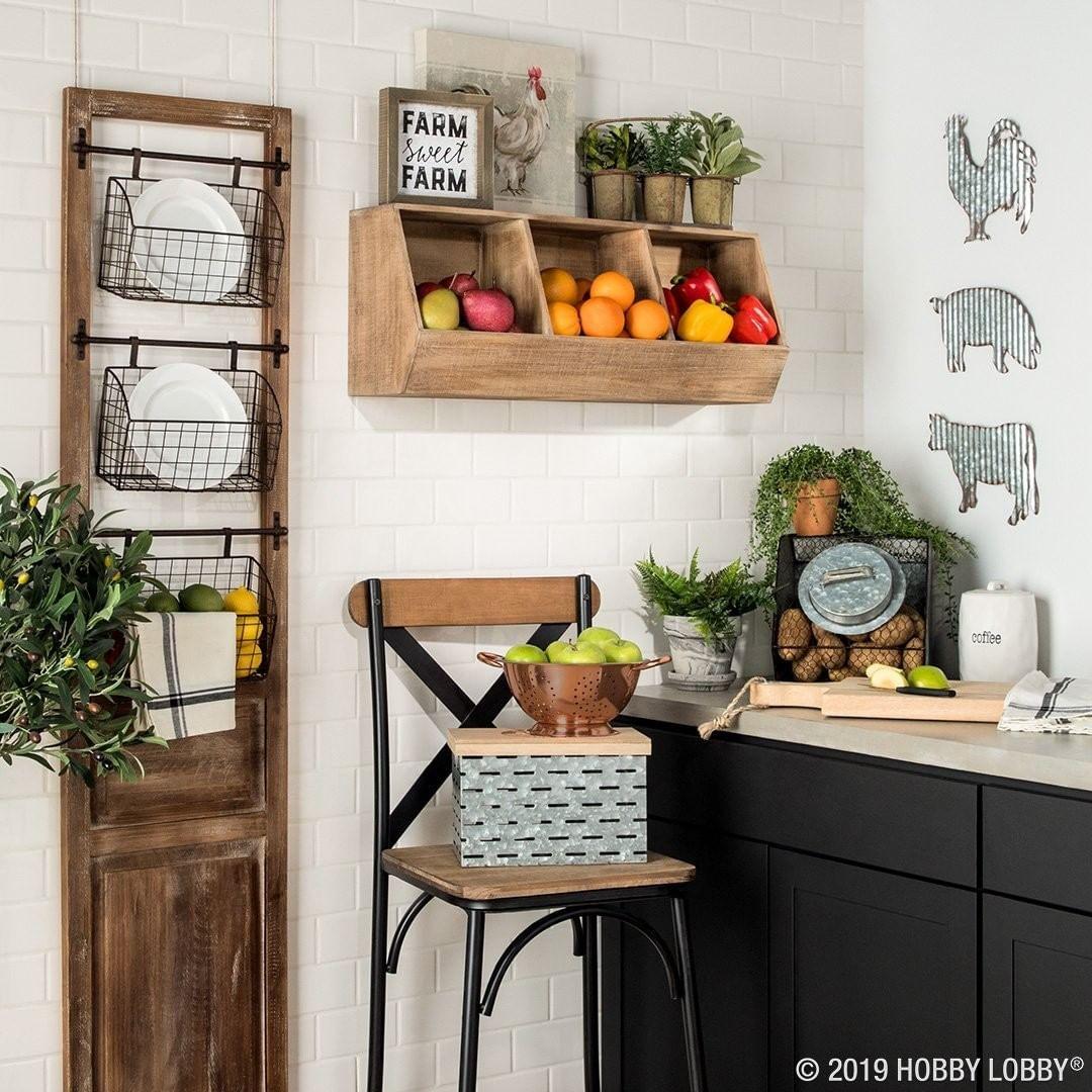 Hobby lobby on instagram couple stylish storage pieces