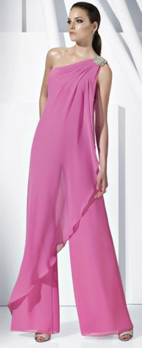 Vestido de mujer Gina Bacconi con cuerpo tipo capa | moda ...