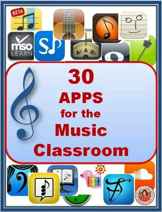 Free Music APPS for the Music Classroom Music classroom