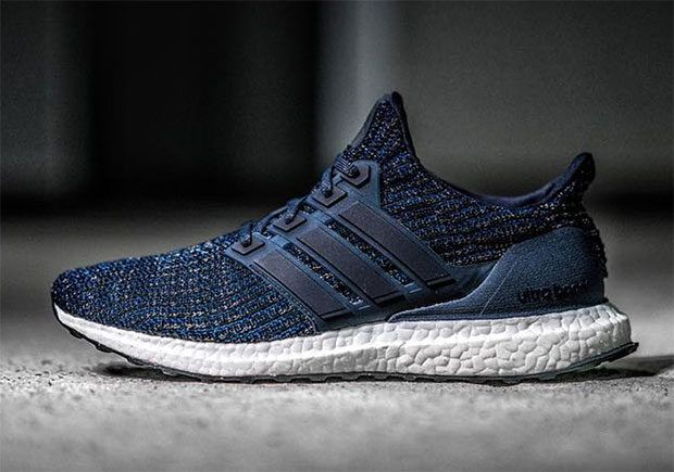 5e65d63ba3e The adidas Ultra Boost 4.0 Burgundy and Navy will release in December 2017  for  180 USD featuring updated Primeknit and new three stripe cages. More  here