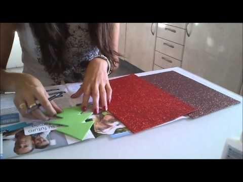 Video De Adornos De Navidad Para El Arbol Manualidades De Navidad - Videos-de-manualidades-para-navidad