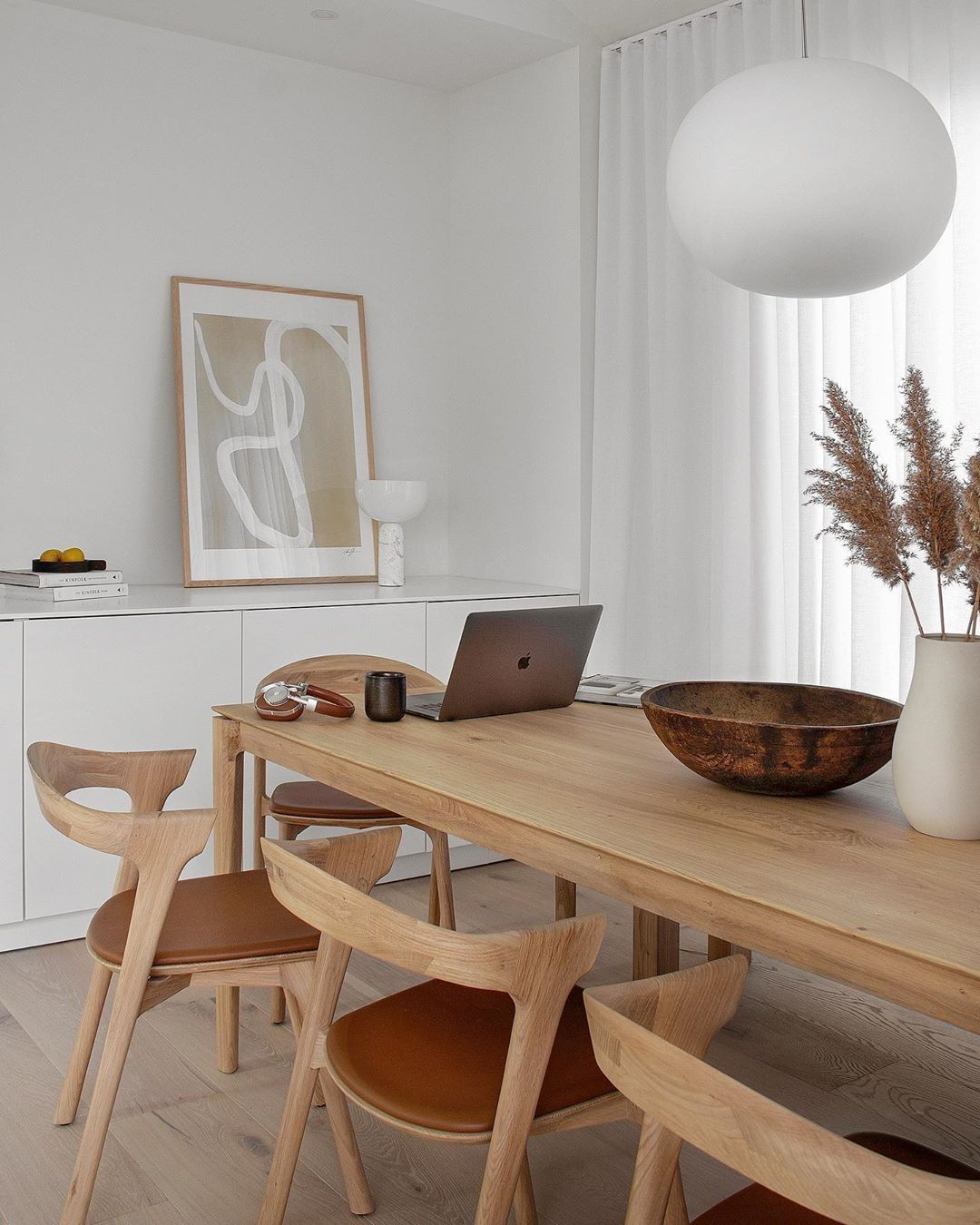 Photo of How's this for a perfect home office situation? We're jealous!