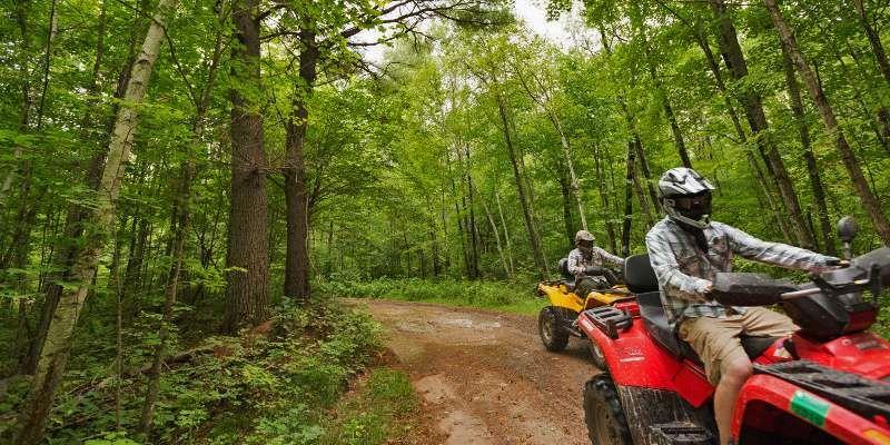 Atv Trails Rentals Riding Parks Atv Riding Wisconsin Travel Trail Riding