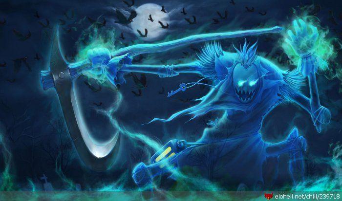 Fiddlestick Wallpaper League Of Legends League Of Legends Items League Of Legends Video