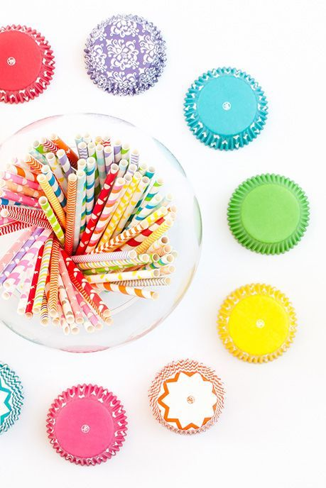 Bake Bright Liners Make Our World Go Round I Shop Sweets Treats