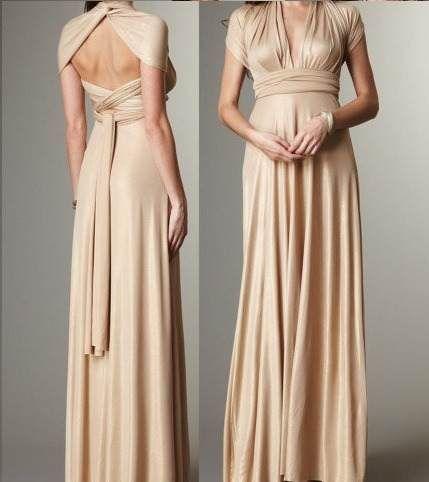 a9c30cde08 Moldes de vestidos multiusos - Imagui