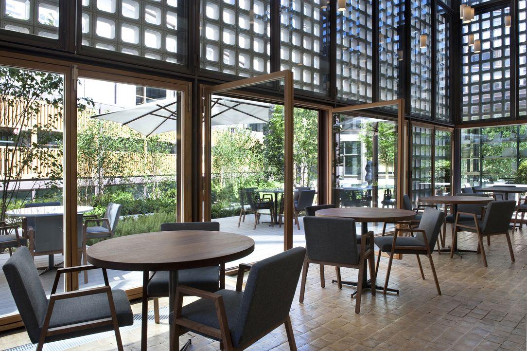 Bosco De Lobos Restaurante Exterior Planos De Restaurantes Arquitectos