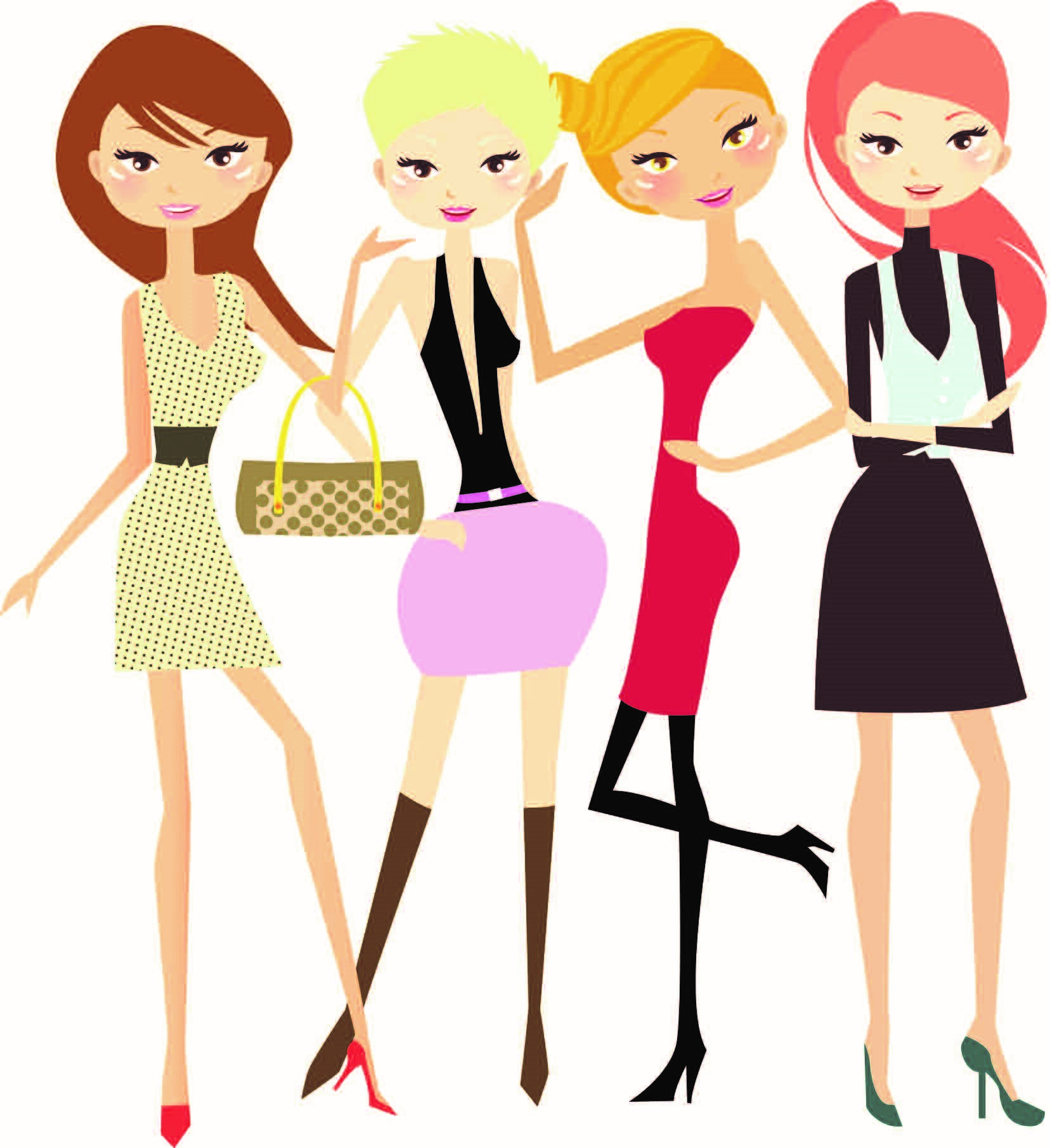 ladies night clip art google search mom s club pinterest rh pinterest com