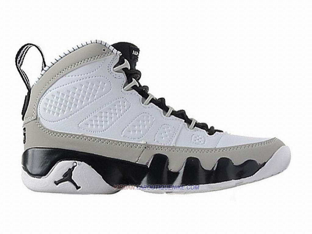 finest selection c25b4 4c4ac Chaussures Nike Basketball Pour Femme Air Jordan 9 XI Retro GS Birmingham  Barons 302359-116. Find this Pin and ...