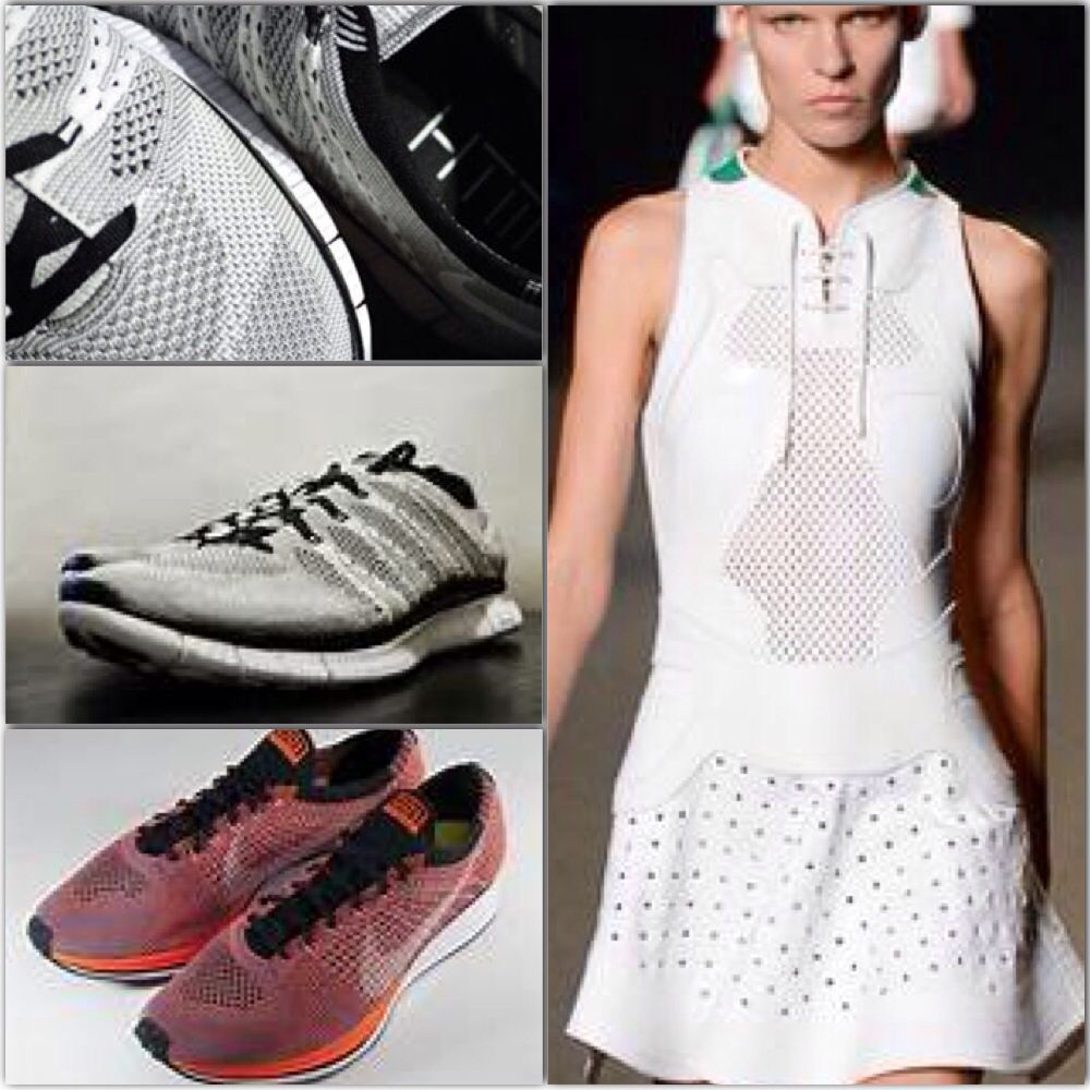 Nike flyknit HTM inspiration for Mr Wang. I think he's a sneakerhead like me.
