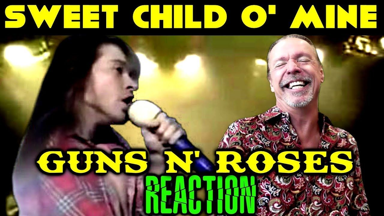 Vocal Coach Reacts To Guns N Roses Axl Rose Sweet Child O Mine L Learn More Https Kentamplinvo Vocal Coach Singing Techniques Sweet Child O Mine