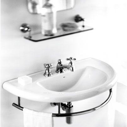 Los accesorios son clave para actualizar tu ba o como esta - Lavamanos para banos ...