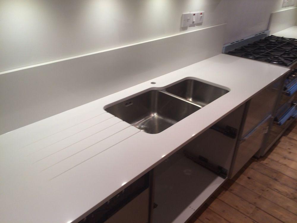 Pure White Quartz Worktops Granite Worktops Kitchen