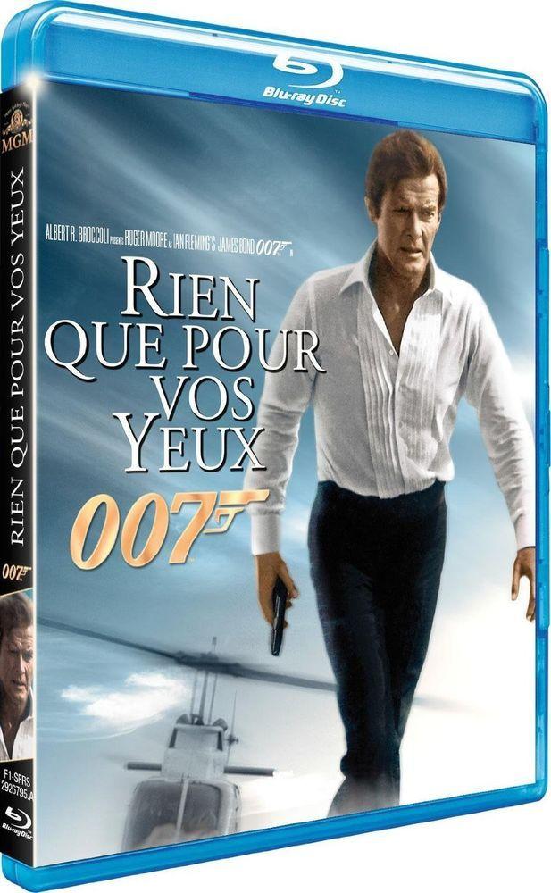 JAMES BOND 007 Rien que pour vos yeux  - BLU-RAY NEUF