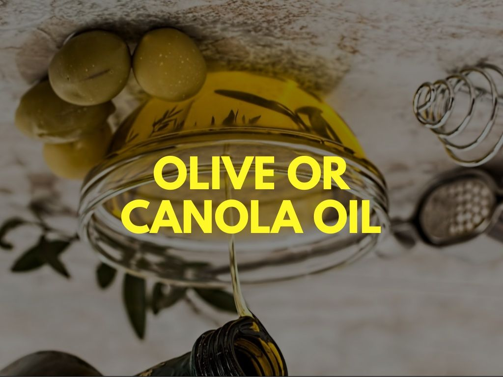 What To Give To Food Banks Food bank, Canola oil, Oils