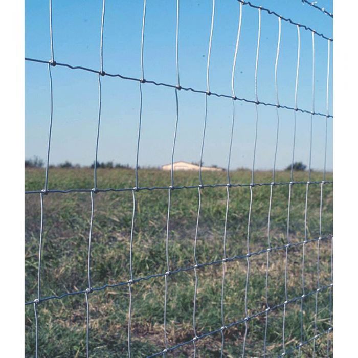 Oklahoma Steel And Wire Farm Ranch Class 1 Field Fence 39in X 330ft Graduated Spacing Starts With Small Openings At The Botto Field Fence Fence Ranch Life