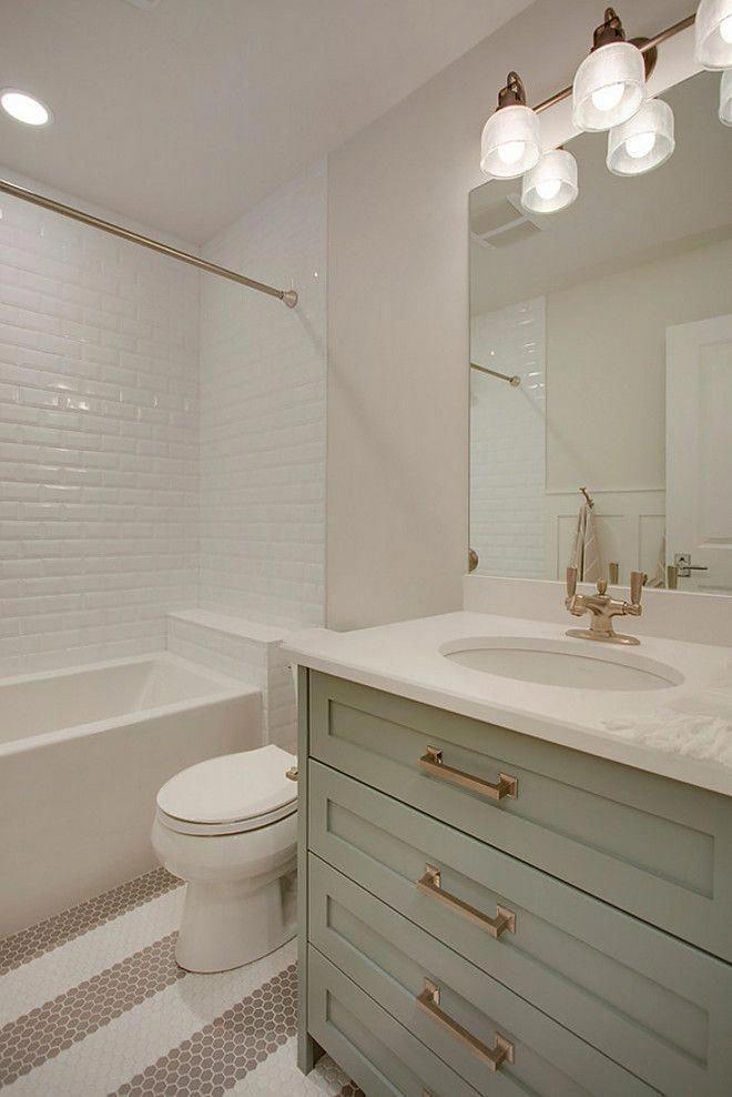 Browse to the original site around Bathroom Remodel Flooring #restroomremodel