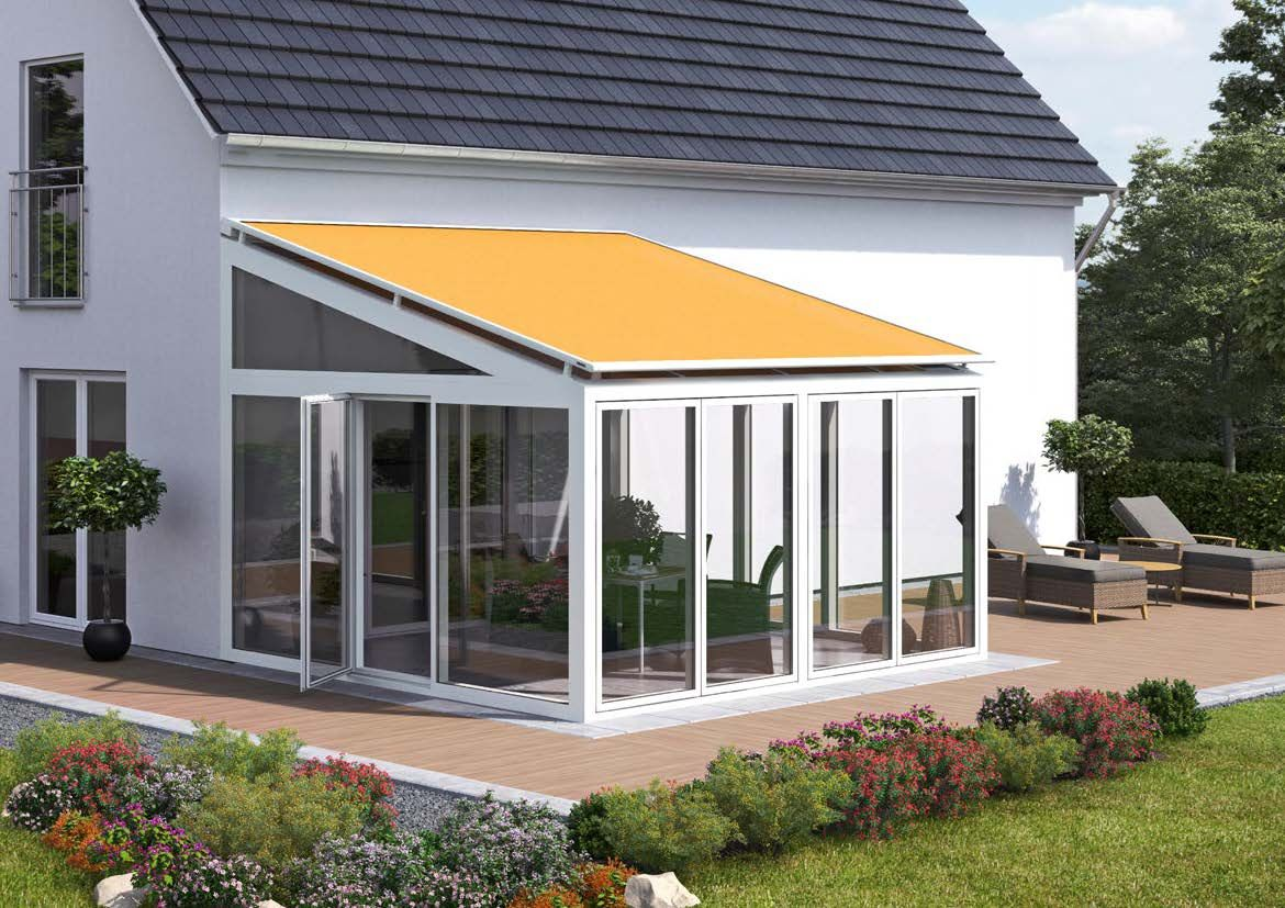 Markilux Conservatory Awnings Swr Redefining Homes Awning Conservatory Roof Sunbrella Awning