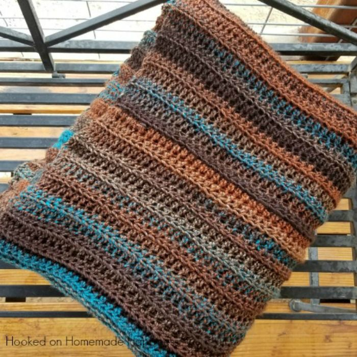 Easy All Half Double Crochet Afghan Half Double Crochet Double