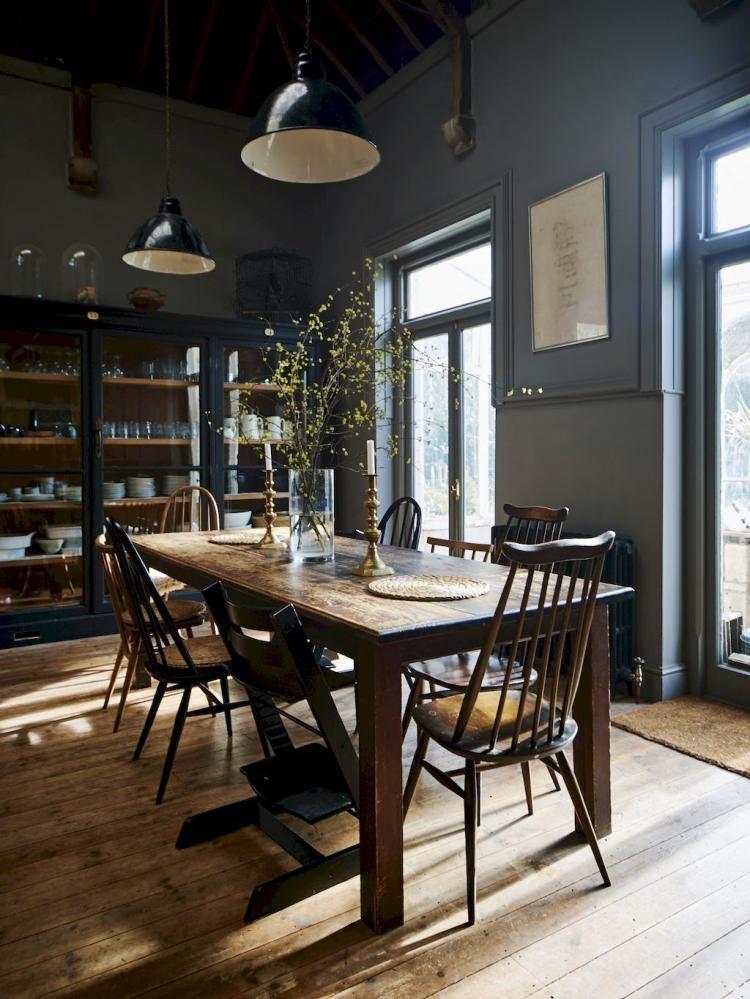 Vintage Dining Table Design Ideas DIY | Pinterest | Dining table ...