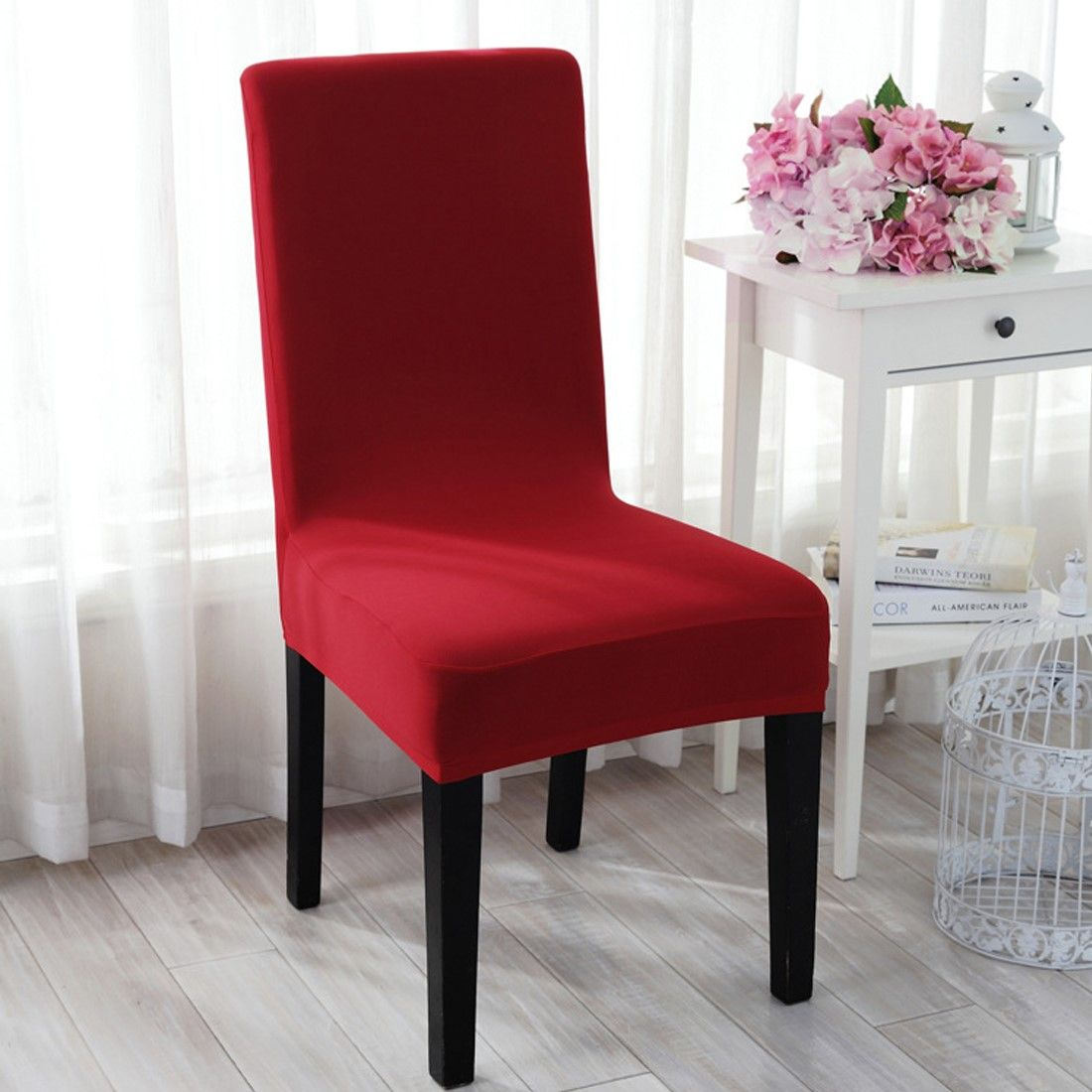 dining chair fitted seat coversdining chair fitted