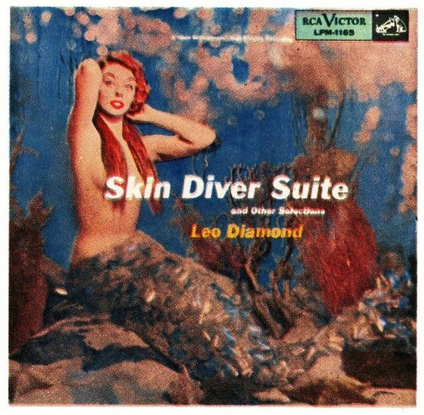 The most daring cover records of the '50s and '60s Naked women have always been an important part of show business at all times, even in the decent '50s, not to mention the hippie time in the '60s.