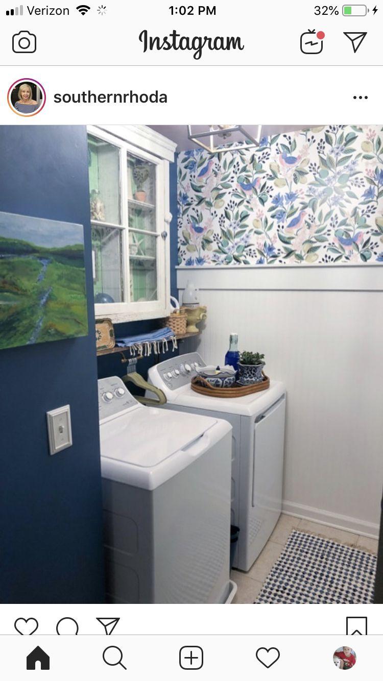 pinlinda konkoly on laundry room ideas  small laundry