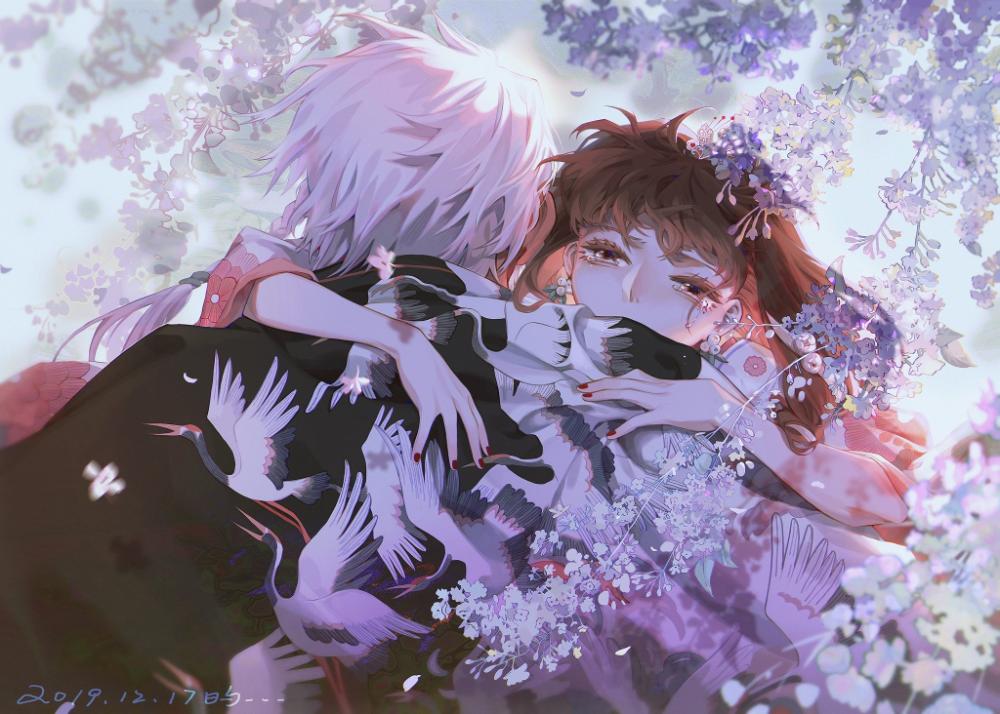 旳 on Twitter Anime love couple, Manga love, Anime