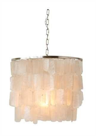 Capiz strips chandelier chandeliers chandeliers capiz strips chandelier mozeypictures Gallery