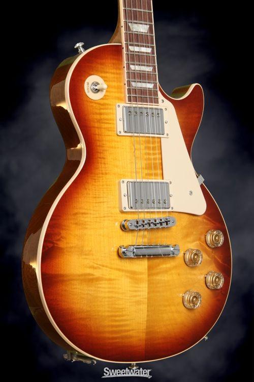 Gibson Les Paul Standard 60s Unburst Gibson Les Paul Les Paul Gibson Guitars