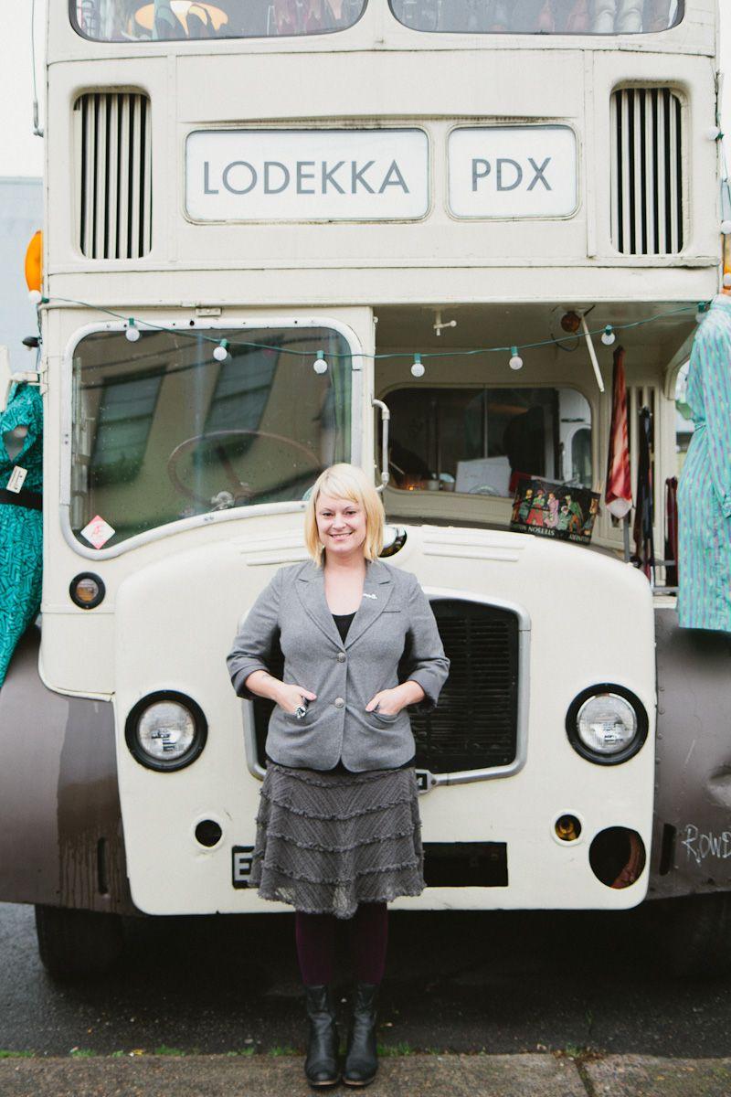 Erin Sutherland Lodekka Not a food truck, but a vintage