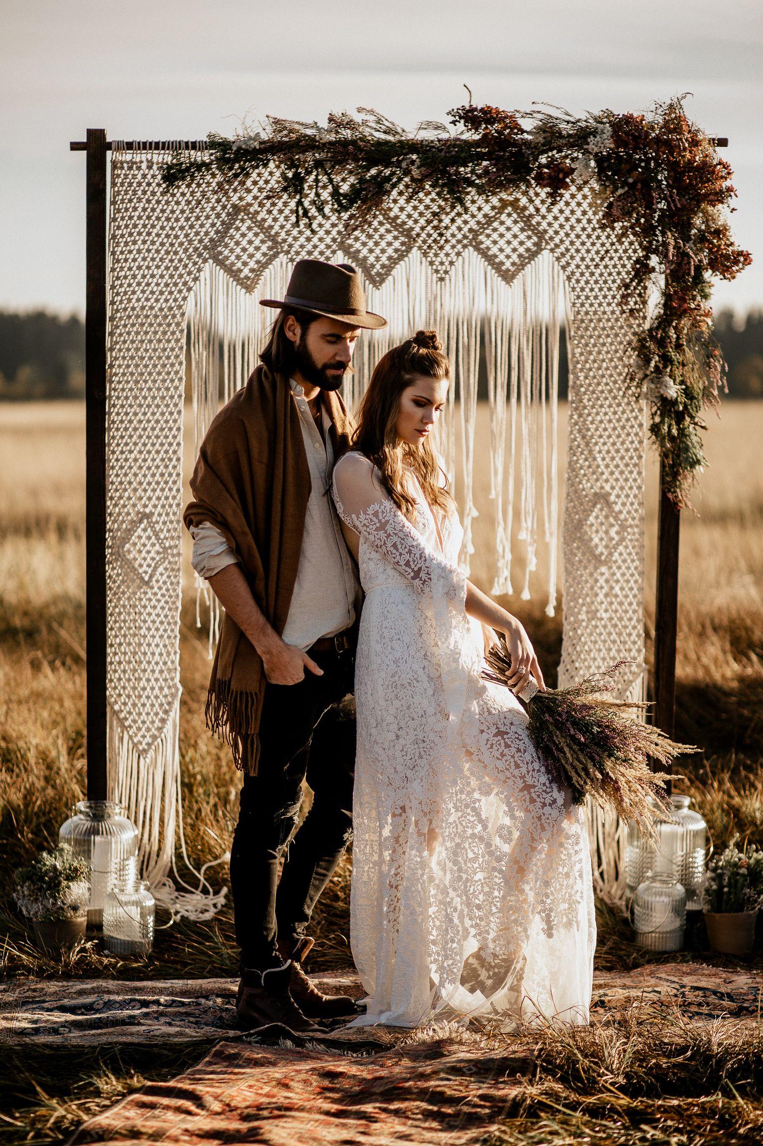 Wedding decorations arch  Macrame wedding backdrop macrame arch macrame boho decor wedding